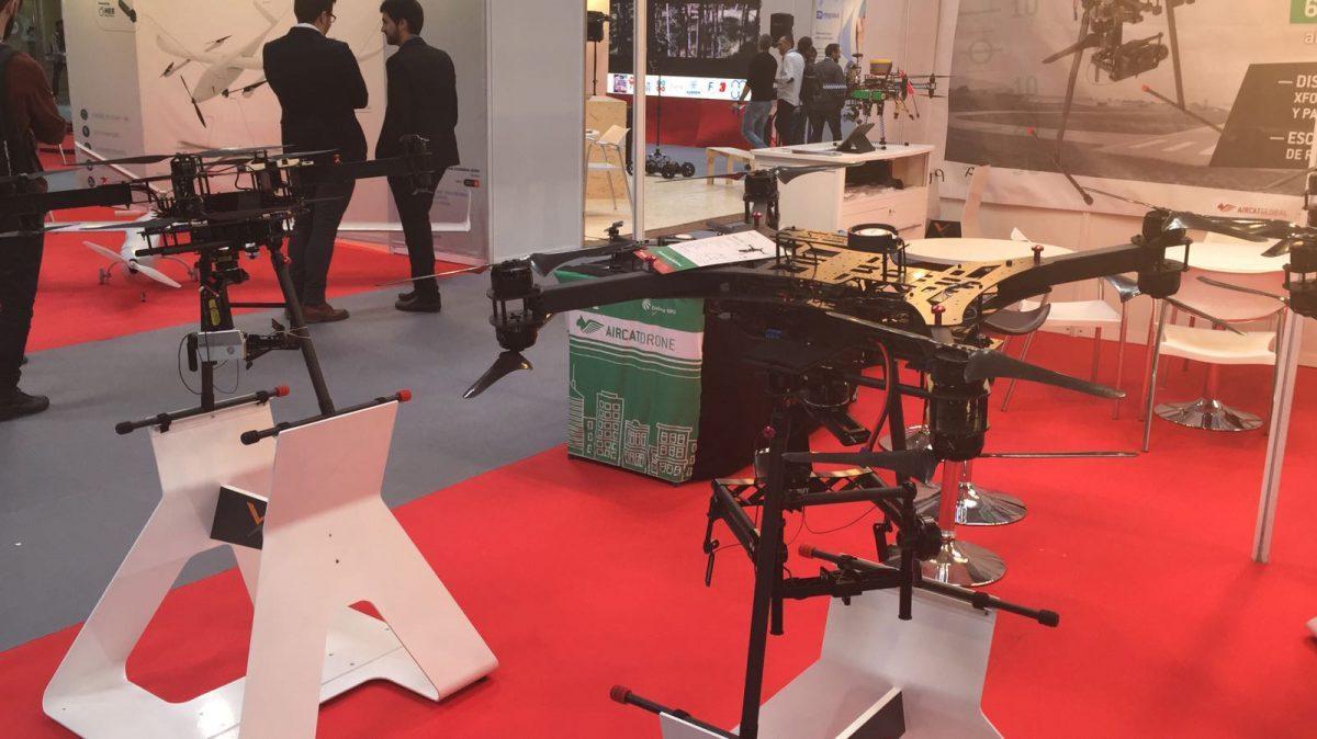 Drone Protector en Barcelona